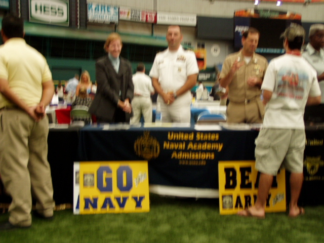 U S  Naval Academy Open House (Tampa Bay)